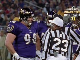 Watch: 'NFL 100 Greatest' Characters: Tony Siragusa