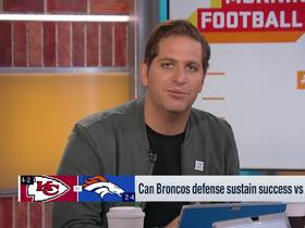 Watch: Kyle Brandt reveals Broncos' key to beating Mahomes, Chiefs