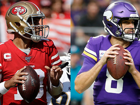 Watch: Dan Hanzus reveals Week 7 power rankings