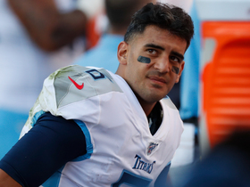 Watch: Rapoport explains Titans' 'franchise altering' move in benching Mariota