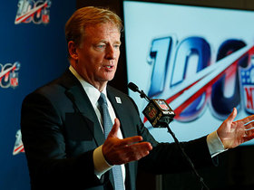Watch: Goodell: Late-game calls in Lions-Packers 'tough' to watch