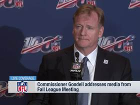 Watch: Goodell explains expectations for L.A. teams in new stadium