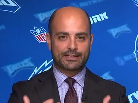 Watch: Garafolo: Roseman did 'everything he could' to get Ramsey
