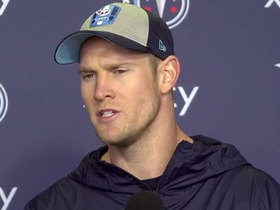 Watch: Ryan Tannehill reacts to being named Titans' starter