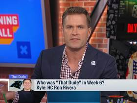 Watch: 'GMFB' crew still waiting for Rivera to live up to custom T-shirt promise