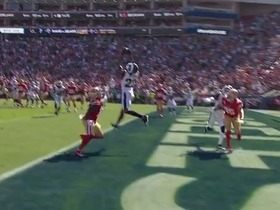 Watch: Marcus Peters' interceptions with the Rams in 2019
