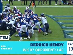 Watch: Michael Fabiano's fantasy starts and sits for Week 7