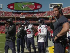 Watch: Mic'd Up: Houston Texans Defense goes wild in win against the Chiefs