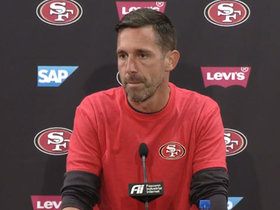 Watch: Kyle Shanahan reflects on his assistant coaching tenure with Redskins