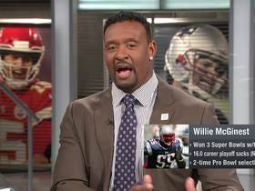Watch: McGinest: Ramsey trade still doesn't address Rams' biggest needs