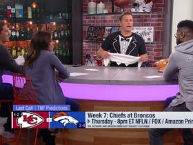 Watch: 'GMFB' makes bold 'TNF' predictions