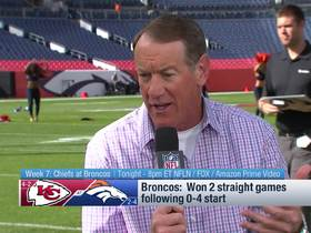 Watch: Dave Logan: How Broncos' loss to Jags was a turning point for team