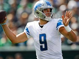 Watch: Pelissero: One aspect of Stafford's game that Vikes must be 'aware of'