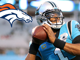 Watch: Irvin: Broncos should trade for Cam Newton