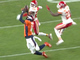 Watch: Sutton spins back to haul in 41-yard deep pass
