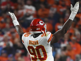 Watch: Emmanuel Ogbah swallows up Joe Flacco for sack