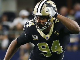 Watch: Cam Jordan discusses winning streak with Teddy Bridgewater at QB