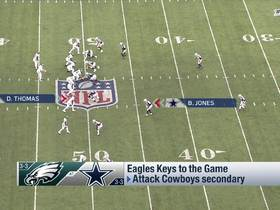 Watch: Casserly's keys to an Eagles win over Cowboys