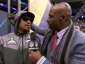 Watch: 'NFL 100 Greatest' Characters: Marshawn Lynch