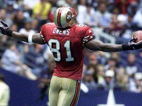 Watch: 'NFL 100 Greatest' Characters: Terrell Owens