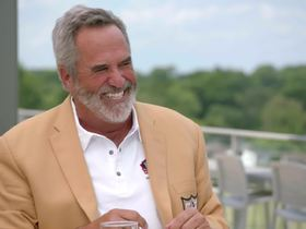 Watch: NFL 100 Roundtable: Dan Fouts shares fantasy football story drafting John Elway and facing each other
