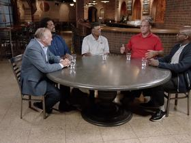 Watch: NFL 100 Rountable: Former O-linemen discuss their favorite players at the position