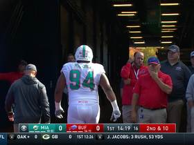 Watch: Miami first-round pick ejected for throwing a punch