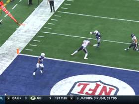 Watch: Can't-Miss Play: Pascal's leap for the AGES caps off 11-yard TD