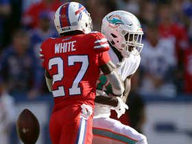 Watch: Tre'Davious White punches ball from Preston Williams to force his second turnover