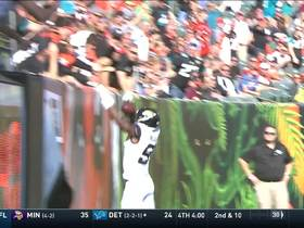 Watch: Yannick Ngakoue snags pick-six off Dalton