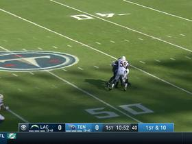 Watch: Tannehill pinpoints Jonnu Smith for 24-yard catch and run