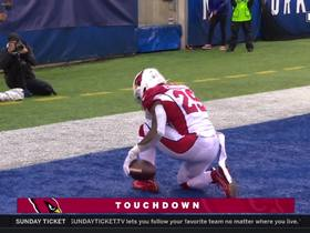 Watch: Chase Edmonds' best plays vs. the Giants | Week 7