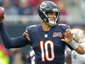 Watch: Mitchell Trubisky and Allen Robinson connect on 7-yard TD