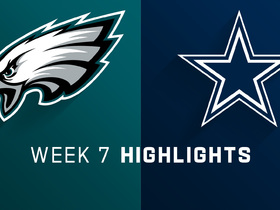 Watch: Eagles vs. Cowboys highlights | Week 7
