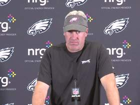 Watch: Pederson says he has no regrets about comments ahead of Week 7 loss
