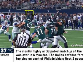 Watch: What We Learned: Eagles vs. Cowboys | Week 7