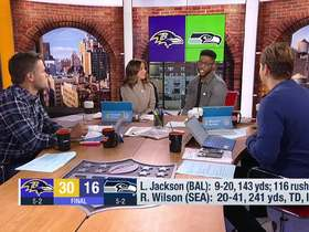 Watch: What the Ravens' Week 7 win says about Harbaugh's game plan