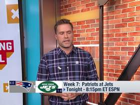 Watch: 'GMFB' previews Patriots-Jets Week 7 matchup