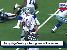 Watch: Analyzing Cowboys' best game of the season | Baldy's Breakdowns