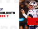 Watch: Tom Brady's best throws against the Jets on 'MNF' | Week 7