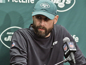 Watch: Gase says Week 7 loss to Patriots was 'brutal'