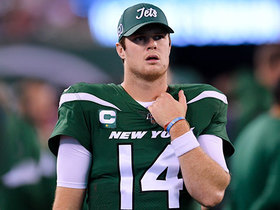 Watch: Brandt: If anyone could ignore criticism it's Sam Darnold