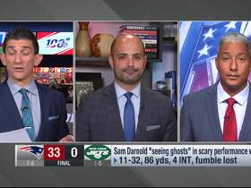 Watch: Gase displeased with ESPN's airing of Darnold's 'seeing ghosts' comments