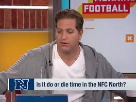 Watch: Why it's do or die time in the NFC North