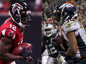 Watch: Is the Sanu or Sanders trade more important?