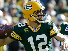 Watch: Warner: What's stood out about Packers' offensive surge