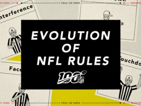 Watch: NFL Explained: Evolution of Rules