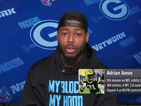 Watch: How good is Packers' D? Adrian Amos compares with '18 Bears