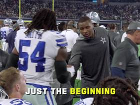 Watch: Mic'd Up: Zeke knows the Eagles can't stop the Cowboys | Week 7