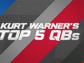 Watch: Kurt Warner's top 5 QBs of Week 7